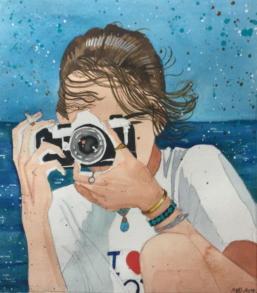 L'attribut alt de cette image est vide, son nom de fichier est marie-auniac-design-illustration-MMXIIII-autoportrait-897x1024.jpeg.